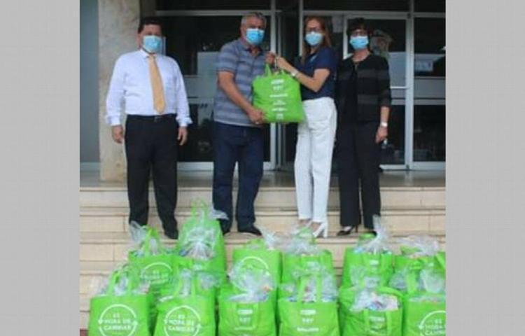 Se unen para ayudar en medio de la pandemia