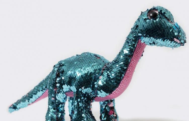 El dinosaurio que viajó al espacio