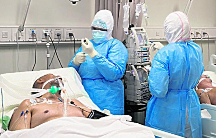 330 muertos por coronavirus y 352 nuevos casos