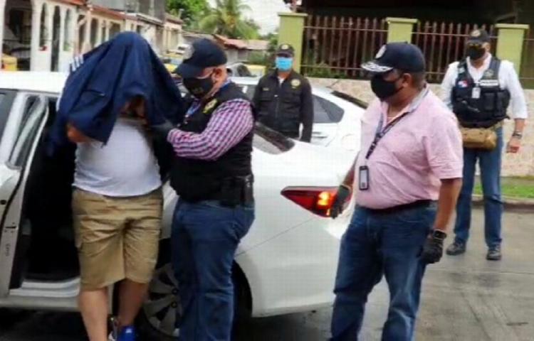 Alias 'Tómbola' ya fue trasladado a Chiriquí para su audiencia