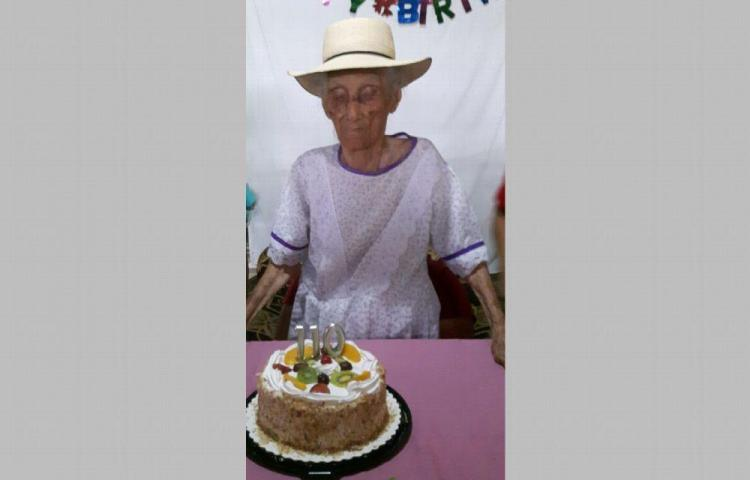 La ocueña más longeva, cumplió 111 años de edad
