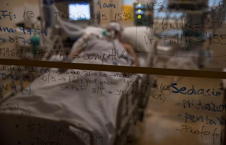 Chile vuelve a batir el récord de decesos por Covid-19 con 93 muertes diarias