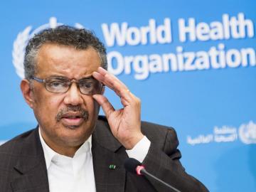 OMS advierte sobre riesgo de concentraciones contra racismo por pandemia