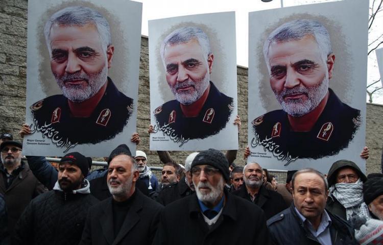 Irán condena a muerte a espía de la CIA involucrado en asesinato de Soleimaní