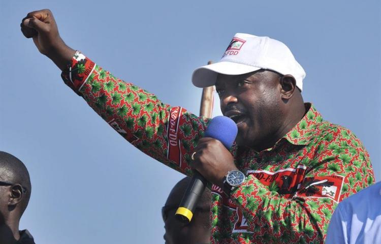 Fallece el presidente de Burundi, Pierre Nkurunziza, de un ataque al corazón