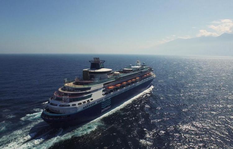 Pullmantur Cruceros suspende sus cruceros hasta el 15 de noviembre
