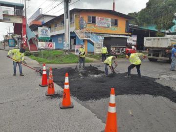 MOP reinicia trabajos de rehabilitación de la Autopista Arraiján-La Chorrera