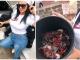 Assilem busca en la calle 'chenchen' vendiendo cangrejo en medio de la pandemia
