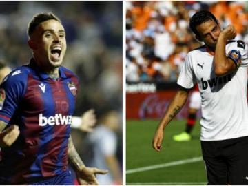 Valencia y Levante vuelven con derbi
