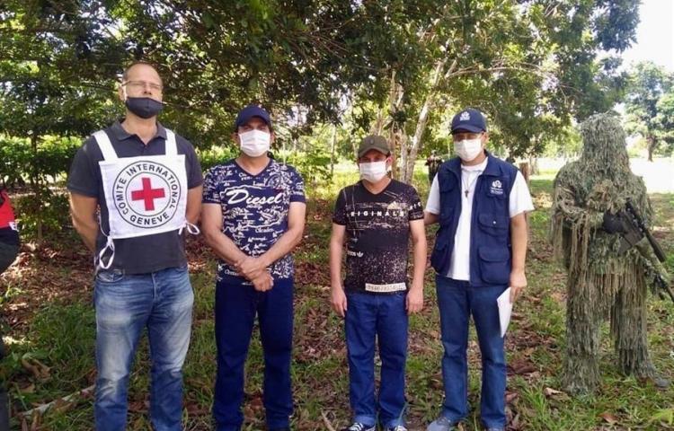 El ELN deja en libertad a dos técnicos de una petrolera que secuestró en Arauca