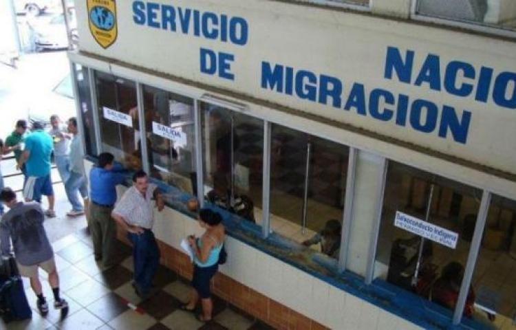 Coordinan salida humanitaria denicaragüenses