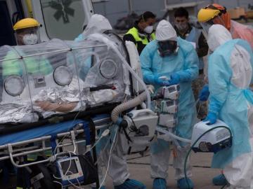 Brasil reporta 41,828 muertos por Covid-19