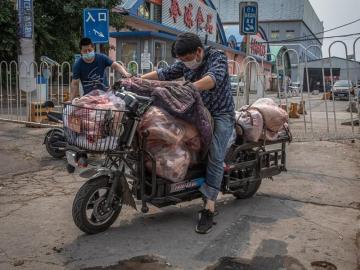 Nuevo brote de covid-19 dispara las alarmas en China