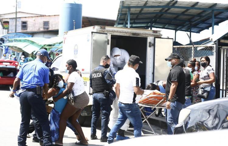 Asesinan a hombre mientras realizaba trabajos comunitarios en San Miguelito