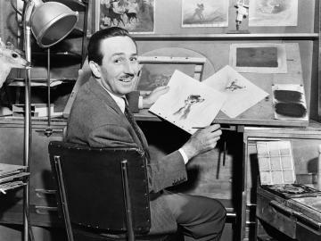 50 años de los Archivos Disney