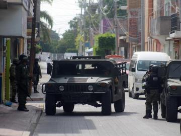 Matan a seis policías del estado de Guerrero en emboscada en el sur de México