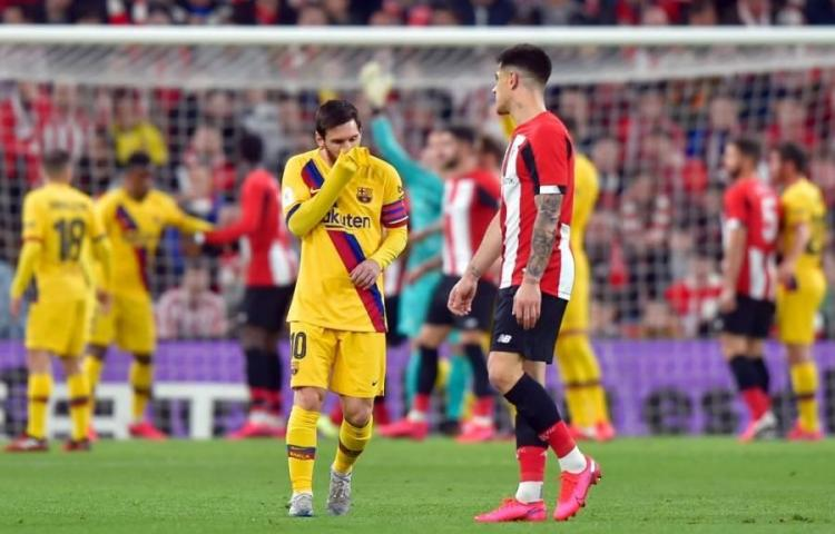 Un Barça sin margen de error