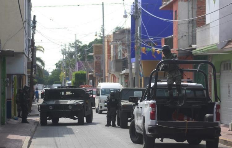 El violento Cártel de Santa Rosa de Lima de México en cinco claves