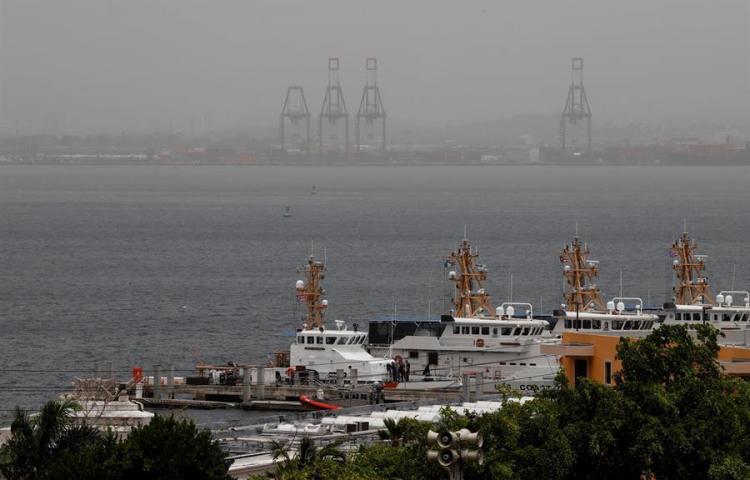 Calidad del aire en Puerto Rico llega a un nivel peligroso