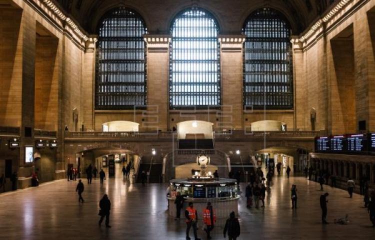 La Grand Central de Nueva York celebra la reapertura con concierto de piano