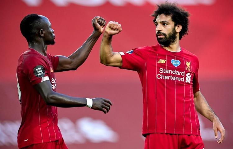 Liverpool golea al Palace en la Premier League
