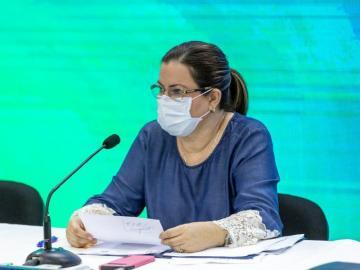 En medio de la pandemia, Rosario Turner se despide del Minsa