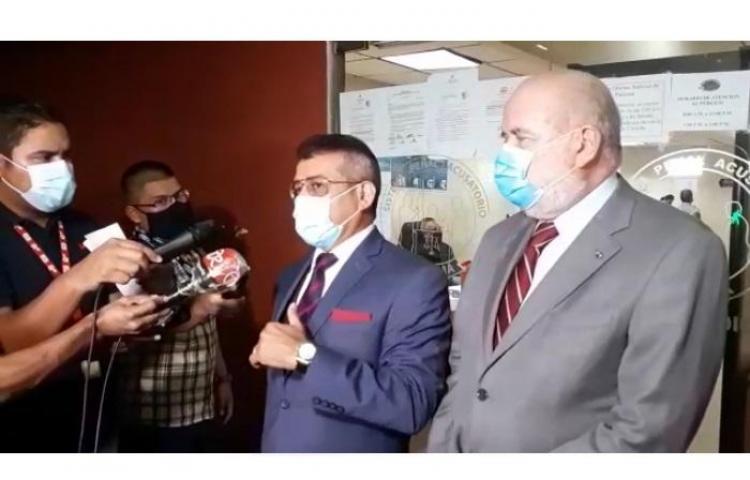 """""""Varela estaría a un paso de ser imputado por supuesto lavado de dinero"""", según Sidney Sittón"""