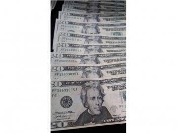 ¡Jueguen vivo! Hay billetes de $20 falsos circulando por ahí