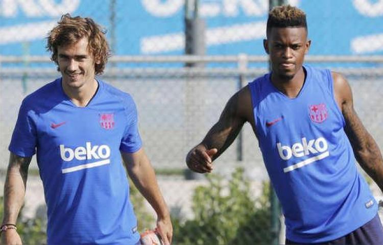 El Barcelona viaja a Vigo con ocho futbolistas del filial