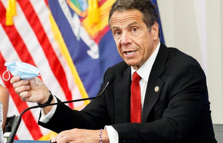 Nueva York bloquea baja de enfermedad paga a quienes viajen a focos COVID-19