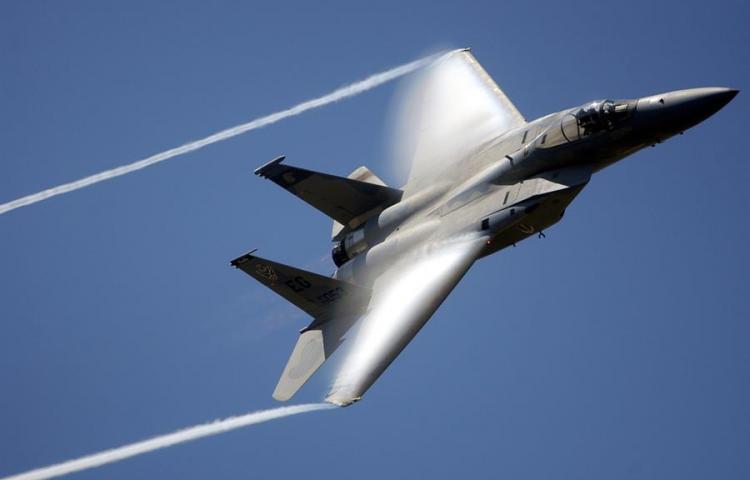 La Fuerza Aérea de EEUU intercepta cuatro aviones rusos cerca de Alaska