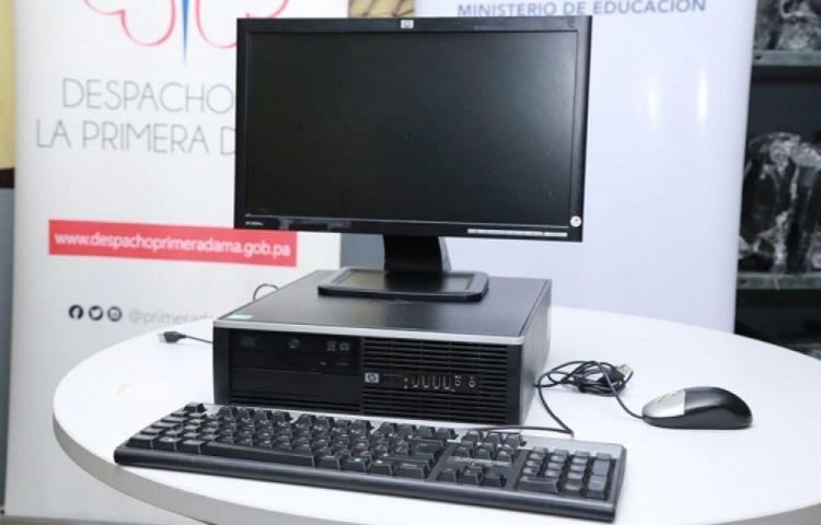 Organizan recolección de tablets y computadoras para la educación virtual