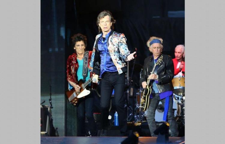 Rolling Stones, contra Trump - Actualidad