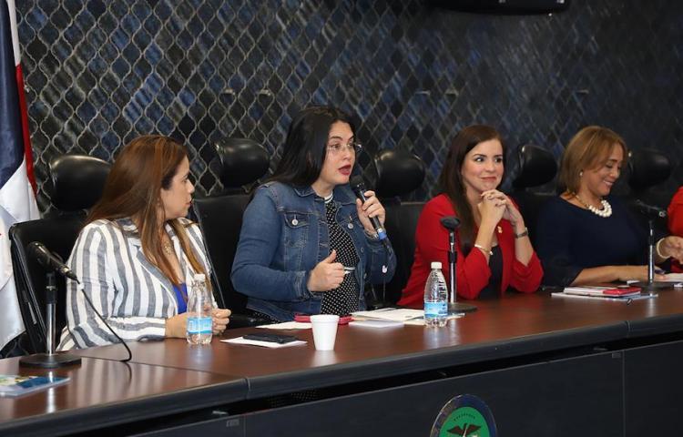 """""""Sin la participación de las mujeres en el poder político, no hay democracia real"""""""