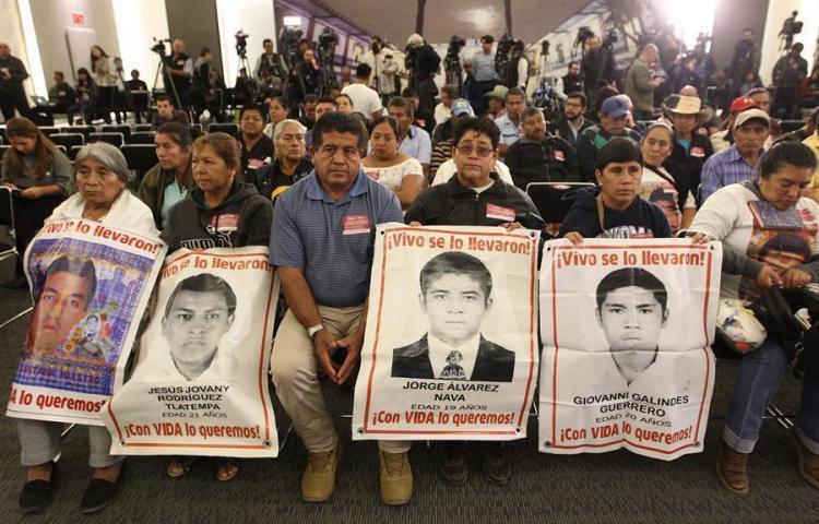 Detienen al Mochomo, presunto líder de banda implicada en el caso Ayotzinapa