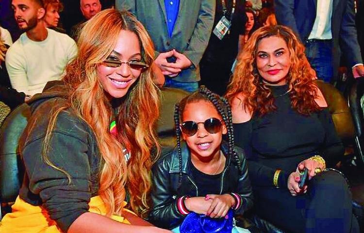 Hija de Beyoncé, gana su primer BET Award