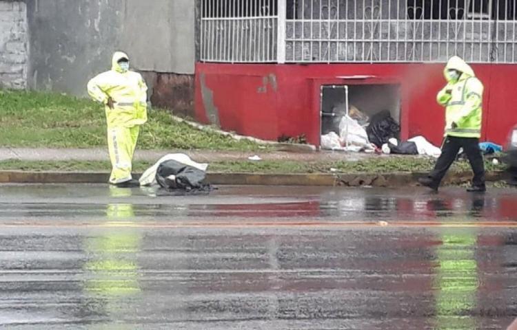 La ambulancia tardó una hora en recoger a un atropellado