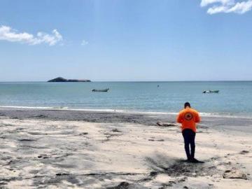 Sinaproc advierte fuertes oleajes en las costas del país
