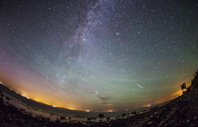 Astrónomos detectan la desaparición de una estrella