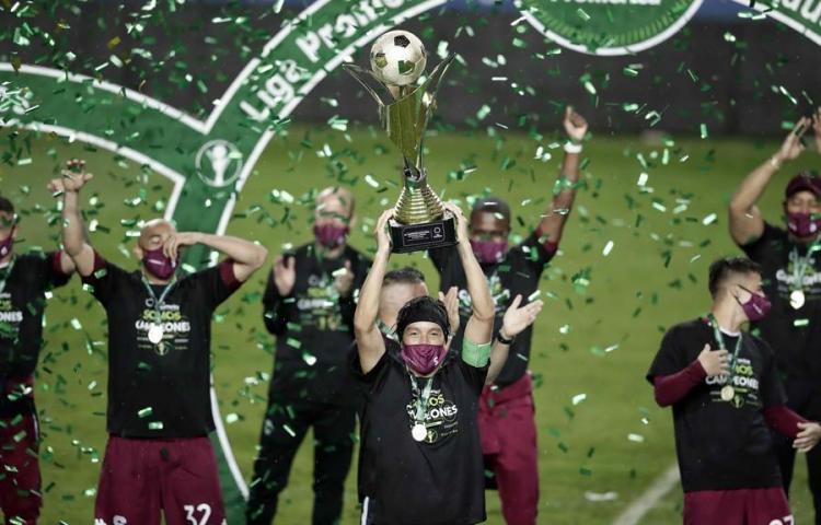 Saprissa, campeón del fútbol tico, tras superar al Alajuelense