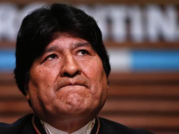 El Gobierno boliviano pide investigar a Evo Morales por una compra en España