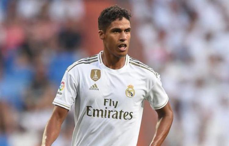Varane, a jugarlo todo con el Real Madrid