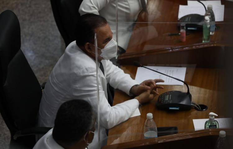 Tito Rodríguez se reelige como segundo vicepresidente de la Asamblea Nacional