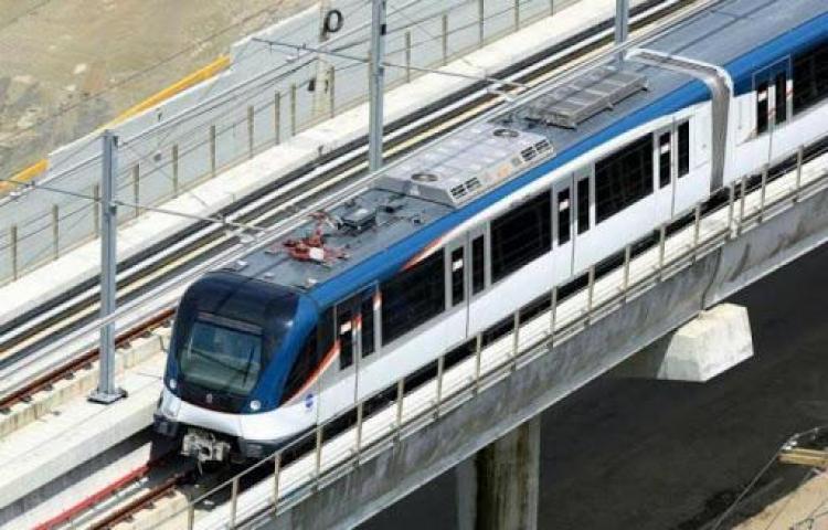 Reiniciarán trabajos de la Línea 3 del Metro