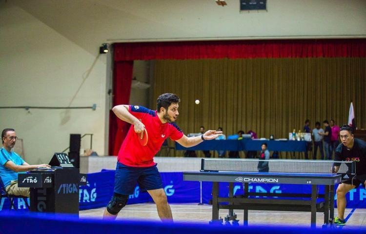 Tenis de mesa, con la mente en Panamá 2022