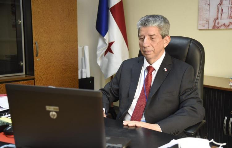 Panamá participa en reunión de Centroamérica para Plan de Recuperación post covid-19