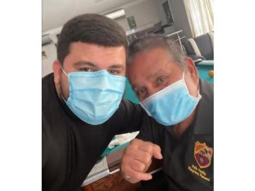 Roberto 'Manos de Piedra' Durán se encuentra en casa