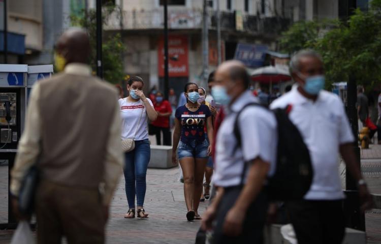 Fotos: Panamá en su nueva normalidad