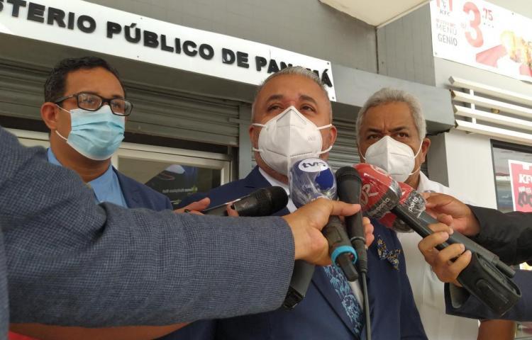 "Ortiz: ""Ningún fiscal valerista debe tocar expediente de Ricardo Martinelli"""