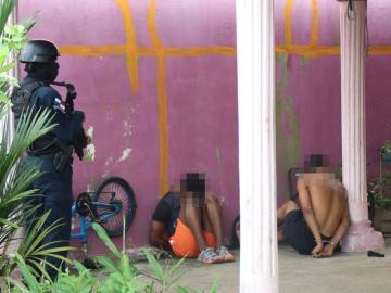 Capturan vendedores de droga en La Chorrera
